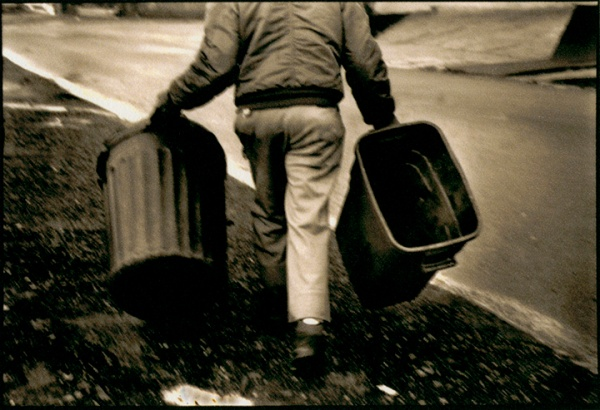 Taking out the trash www.paulfetters.com