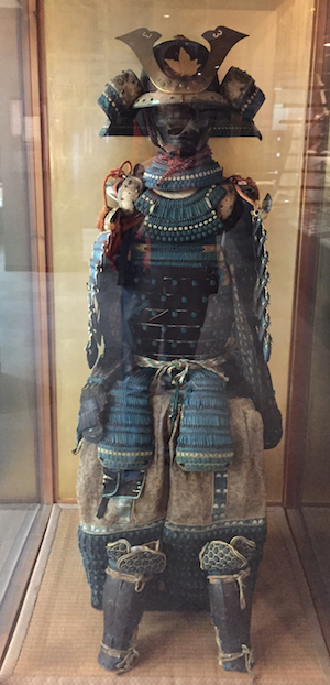 Daimyo Armour from Seki, Japan c. 1600 AD
